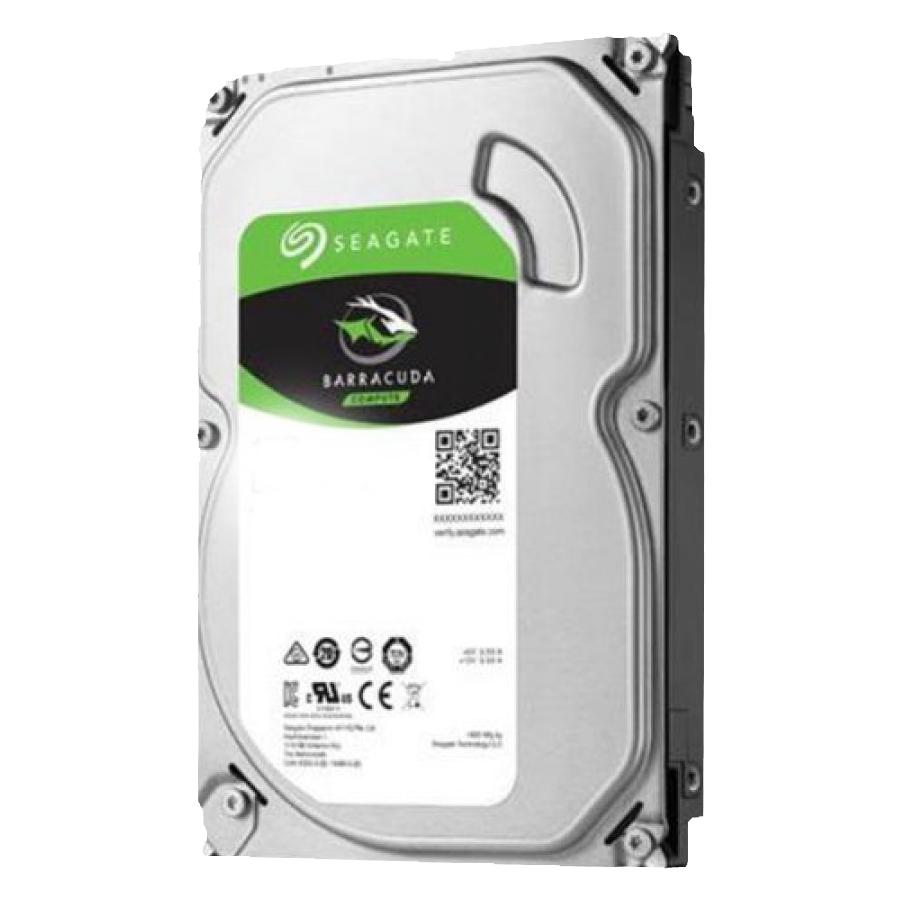 "Seagate 3.5"", 2TB, SATA3, BarraCuda Pro Hard Drive, 7200RPM, 128MB Cache, 2 Yr Data Recovery Service"