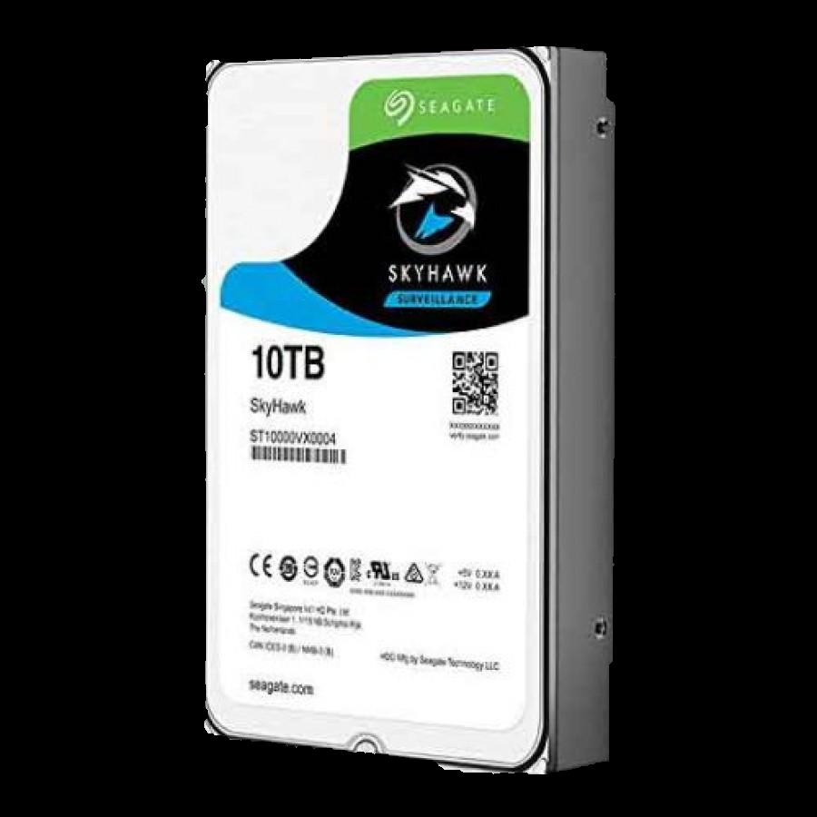 """Seagate 3.5"""", 10TB, SATA3, SkyHawk Surveillance Hard Drive, 256MB Cache, 24/7"""