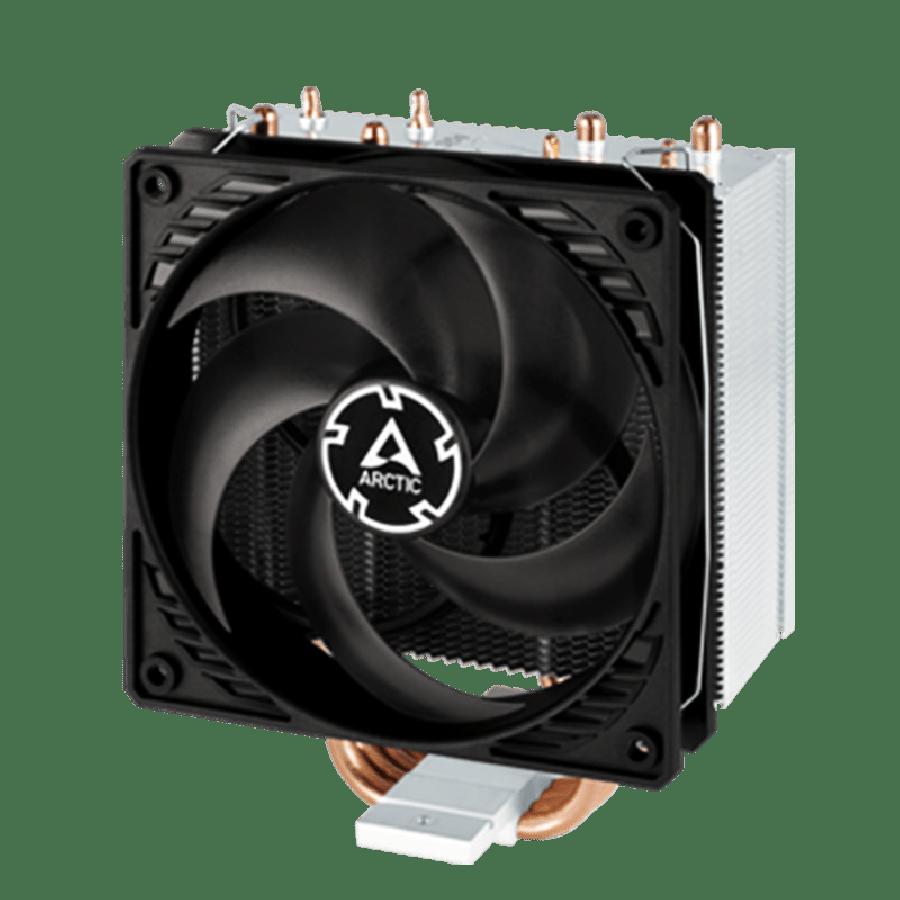 Arctic Freezer 34, Intel & AM4 Sockets, Fluid Dynamic Bearing, Heatsink & Fan - Black