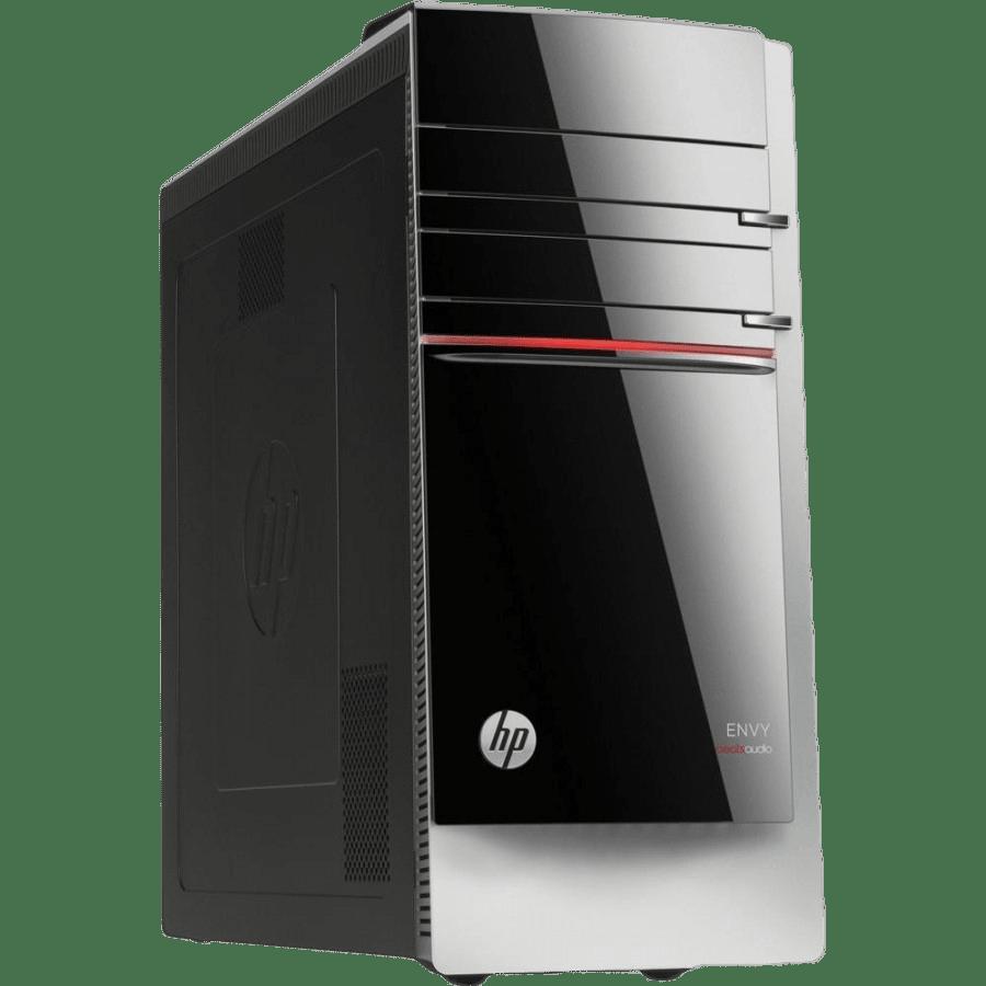 Refurbished HP H8 1170uk/i7 2600/8GB RAM/2TB HDD/GT 545 3GB/DVD-RW/Windows 10 Pro/B