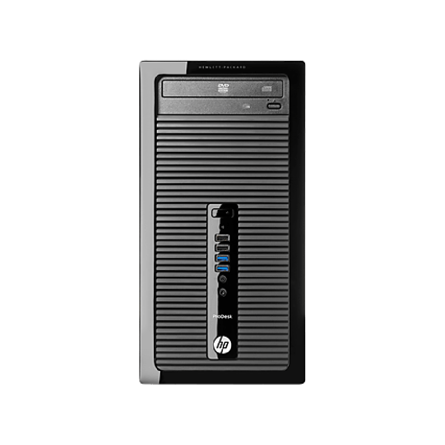 Refurbished HP 400 G1 SFF/i5-4570/4GB RAM/250GB HDD/DVD-RW/Windows 10/B