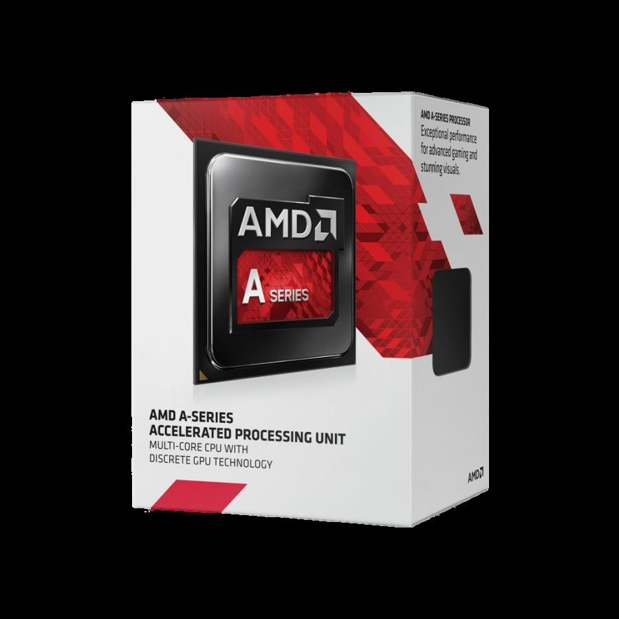 AMD A6 X2 9500 CPU, AM4, 3.5GHz (3.8 Turbo), Dual Core, 65W, 1MB Cache, 28nm