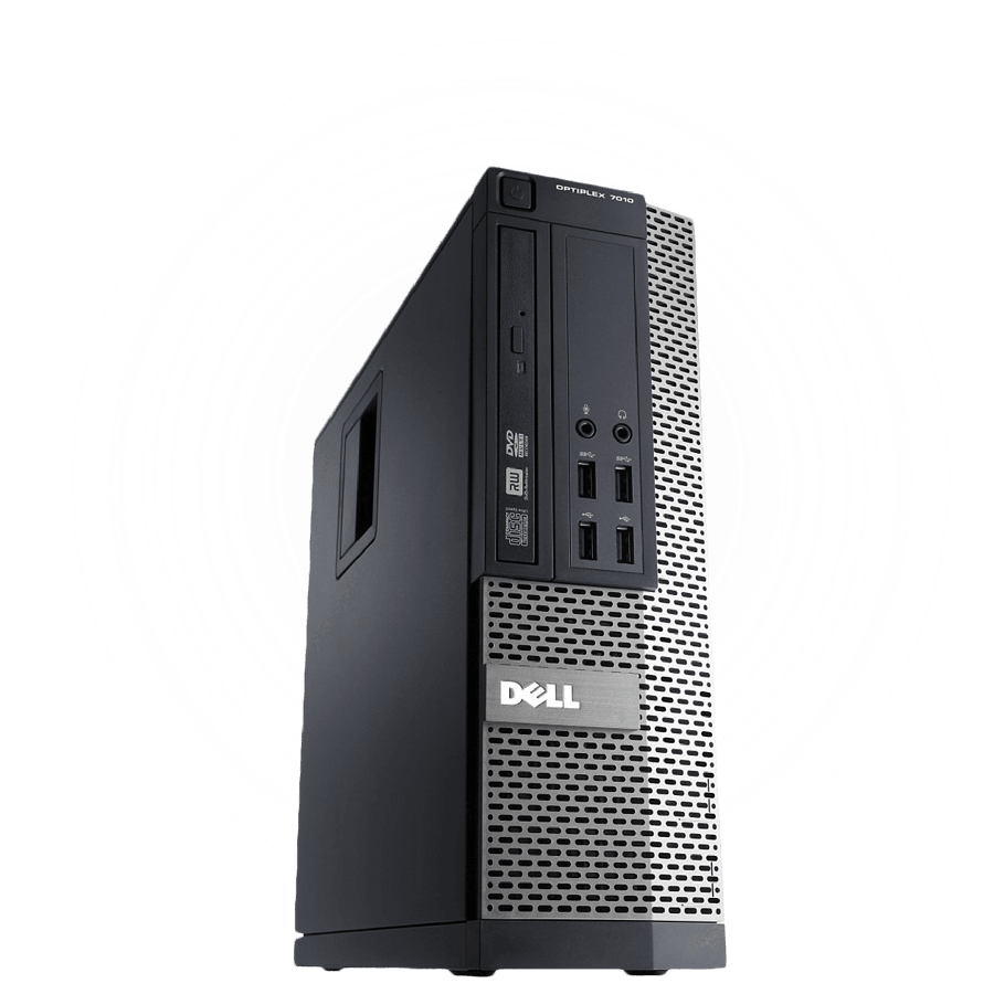 Refurb - Dell Intel Core i5-3470, GeForce GT 1030 Gaming PC