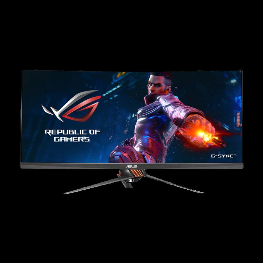 "Asus 34"" Ultra-Wide ROG Swift IPS LED Monitor (PG349Q), 3440 x 1440, 4ms, HDMI, DisplayPort, VESA"