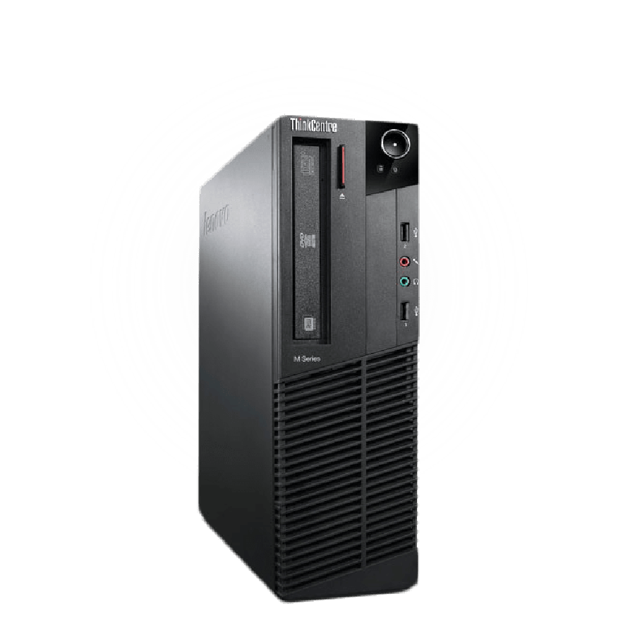 CK - Refurb Lenovo M91p Quad Core 8GB/1TB HDD+128GB SSD/GT 1030/Gaming PC/B