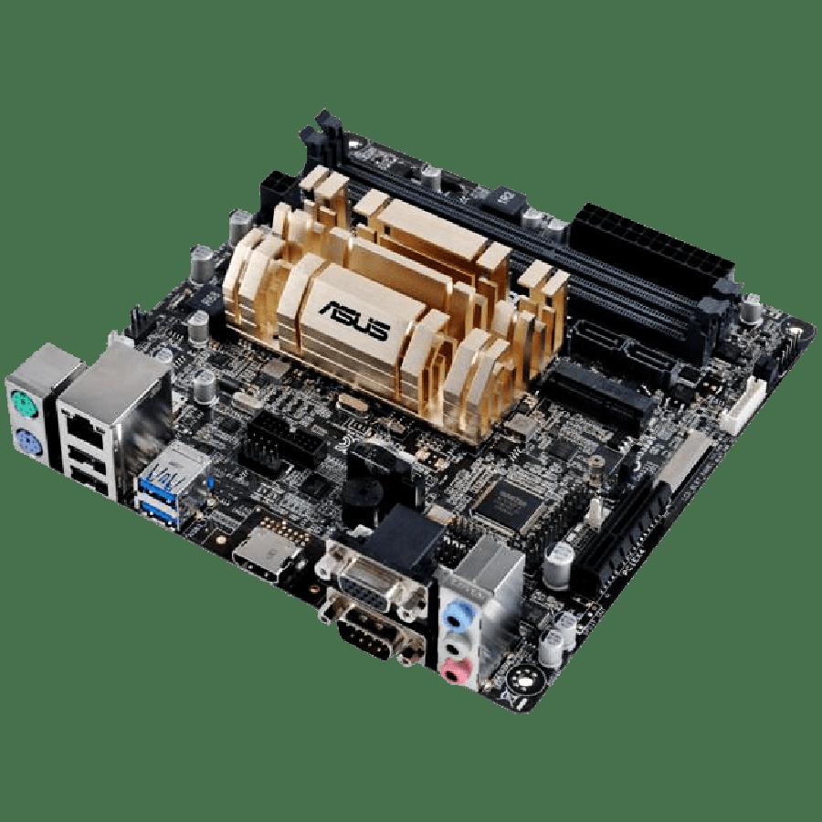Asus N3150I-C, Integrated Quad-Core N3150, Mini ITX, DDR3, USB3, HDMI, Serial Port, LVDS