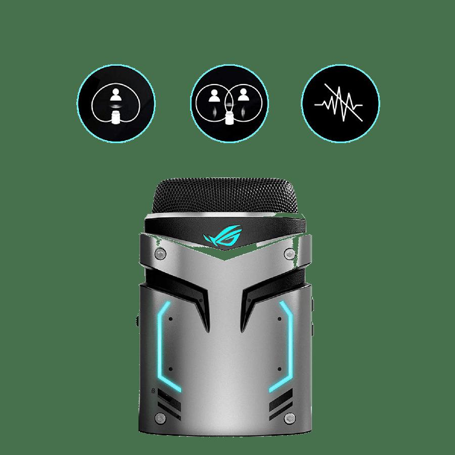 Asus ROG Strix Magnus Condenser Gaming Microphone.