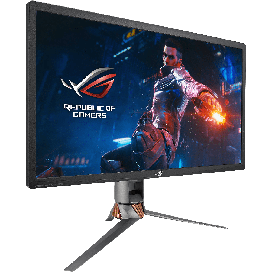 "Asus 27"" ROG Swift 4K UHD Gaming Monitor (PG27UQ), 3840 x 2160, 4ms, HDMI."