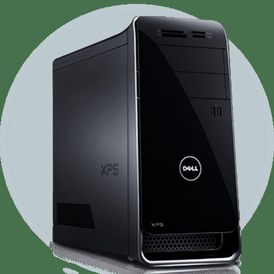 Refurb - CK Dell XPS 8900/i7-6700/16GB RAM/500GB SSD+2TB HDD/GTX 745 4GB/DVD-RW/Window/B