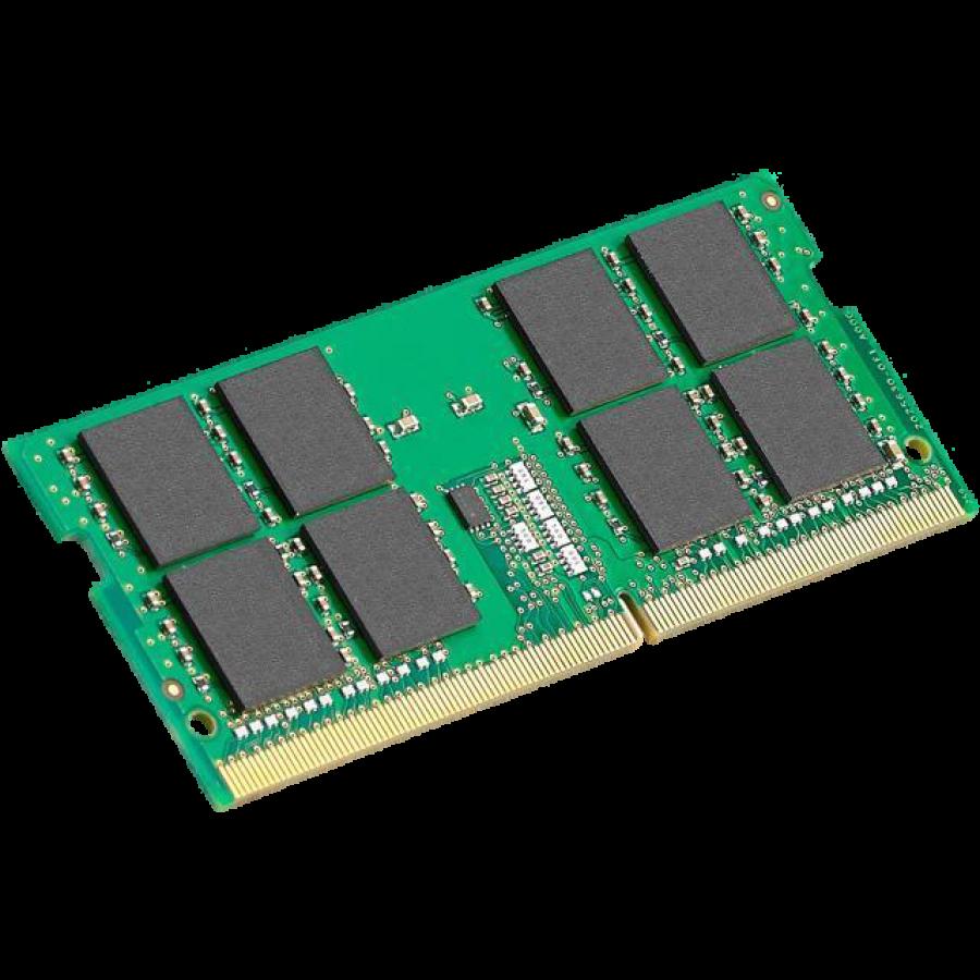 Kingston 16GB, DDR4, 2400MHz (PC4-19200), CL17, SODIMM Memory, Dual Rank