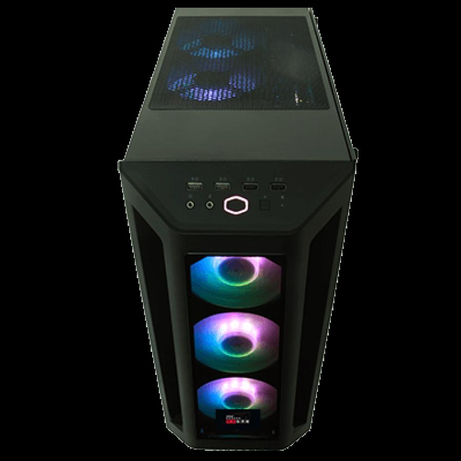 CK Ryzen, 8 Core Gaming PC