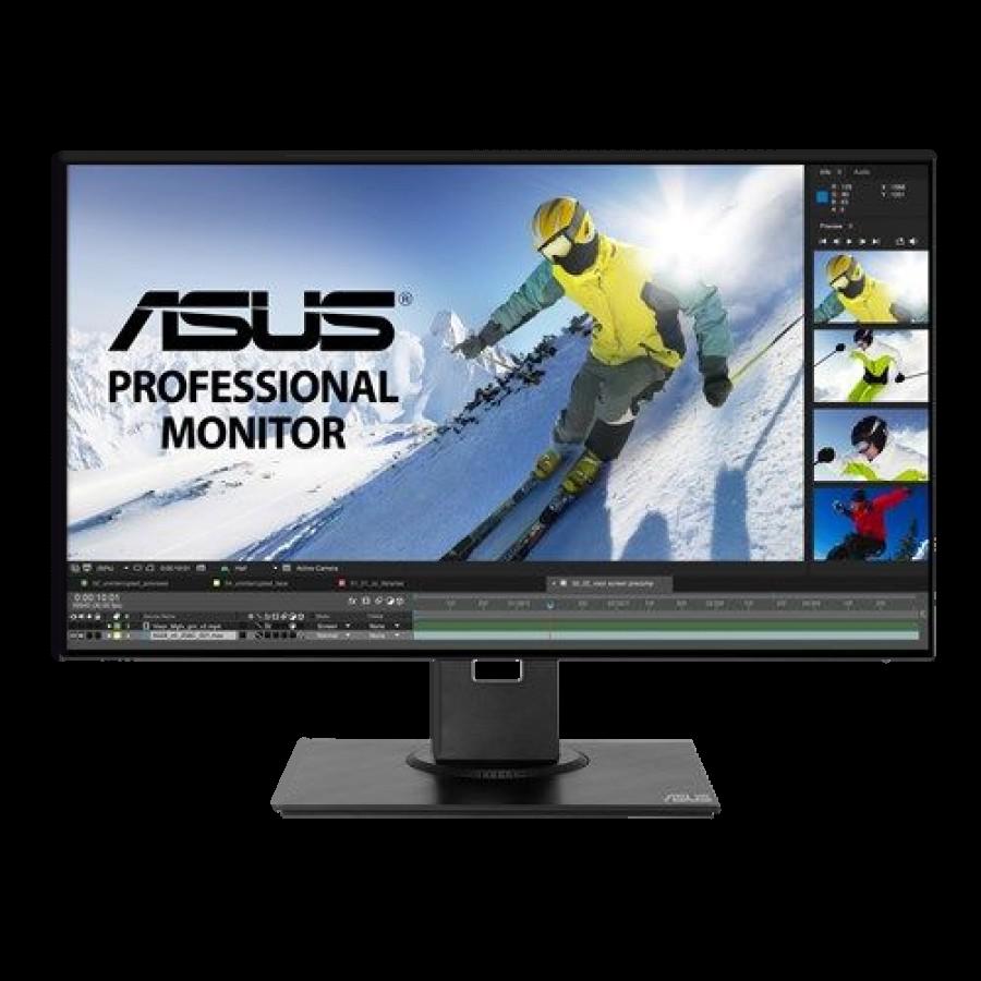 """Asus 23.8"""" Professional IPS Monitor (PB247Q), 1920 x 1080, 5ms, 100M:1, HDMI, DP, sRGB, Speakers, VESA"""