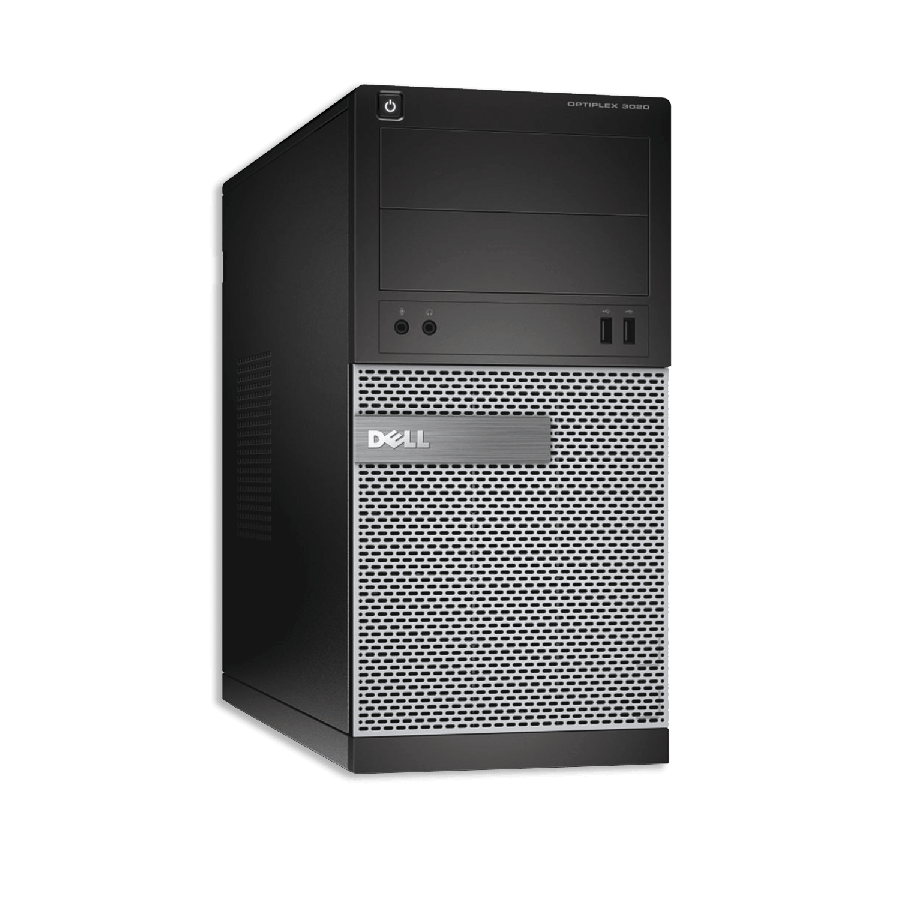 Refurbished Dell OptiPlex 3020/i5-4570/8GB RAM/500GB HDD/DVD-RW/Windows 10/B
