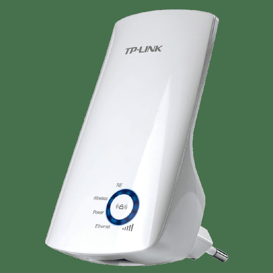 TP-Link (TL-WA850RE) 300Mbps Wall-Plug Wifi Range Extender, 1 LAN