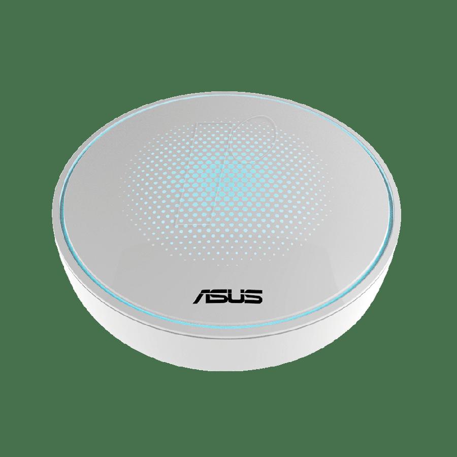 Asus LYRA Whole-Home Mesh Wi-Fi System, Single Unit, Tri-Band AC2200, Parental Controls, App Management - White