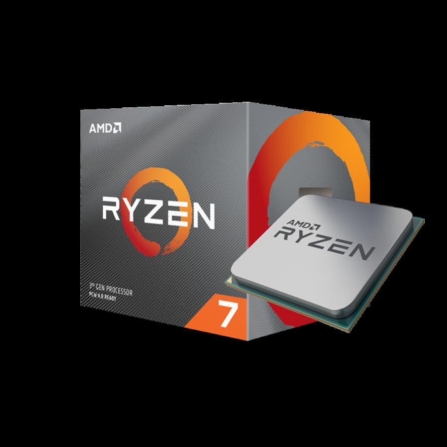 Amd Ryzen 7 3800x Cpu With Wraith Prism Rgb Cooler 8 Core Am4 3 9ghz 4 5 Turbo 105w 7nm 3rd Gen No Graphics Consolekillerpc