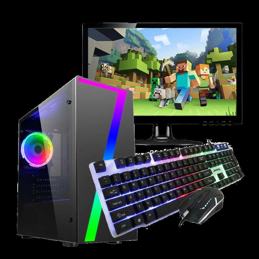 CK - Refurb Intel i5-2nd Gen/8GB RAM/1TB HDD/GeForce GT 710 2GB/Full Set Gaming Pc/B