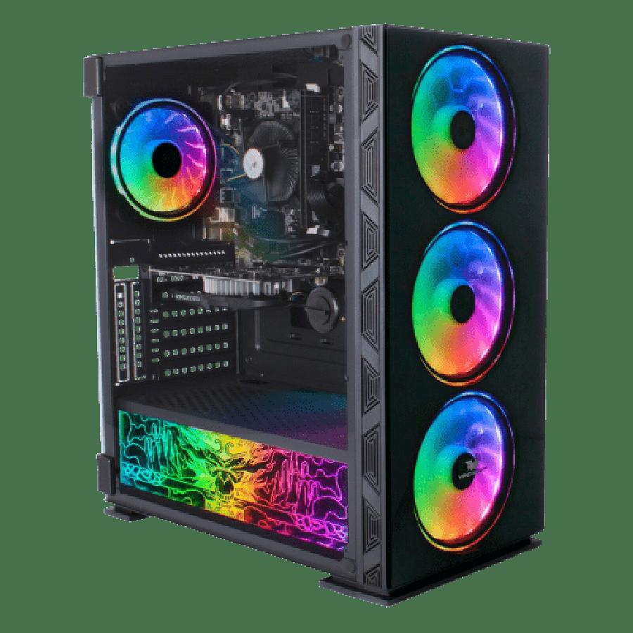 CK - Intel Quad Core, GTX 1050 Ti Gaming PC
