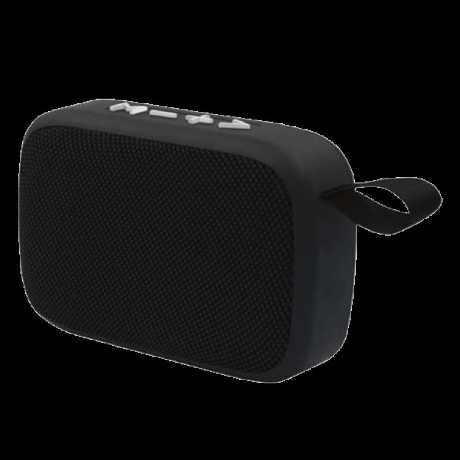 Approx (APPSPBT01B) Portable Bluetooth 4.2 Speaker, 3W, Micro SD Slot, FM Radio.