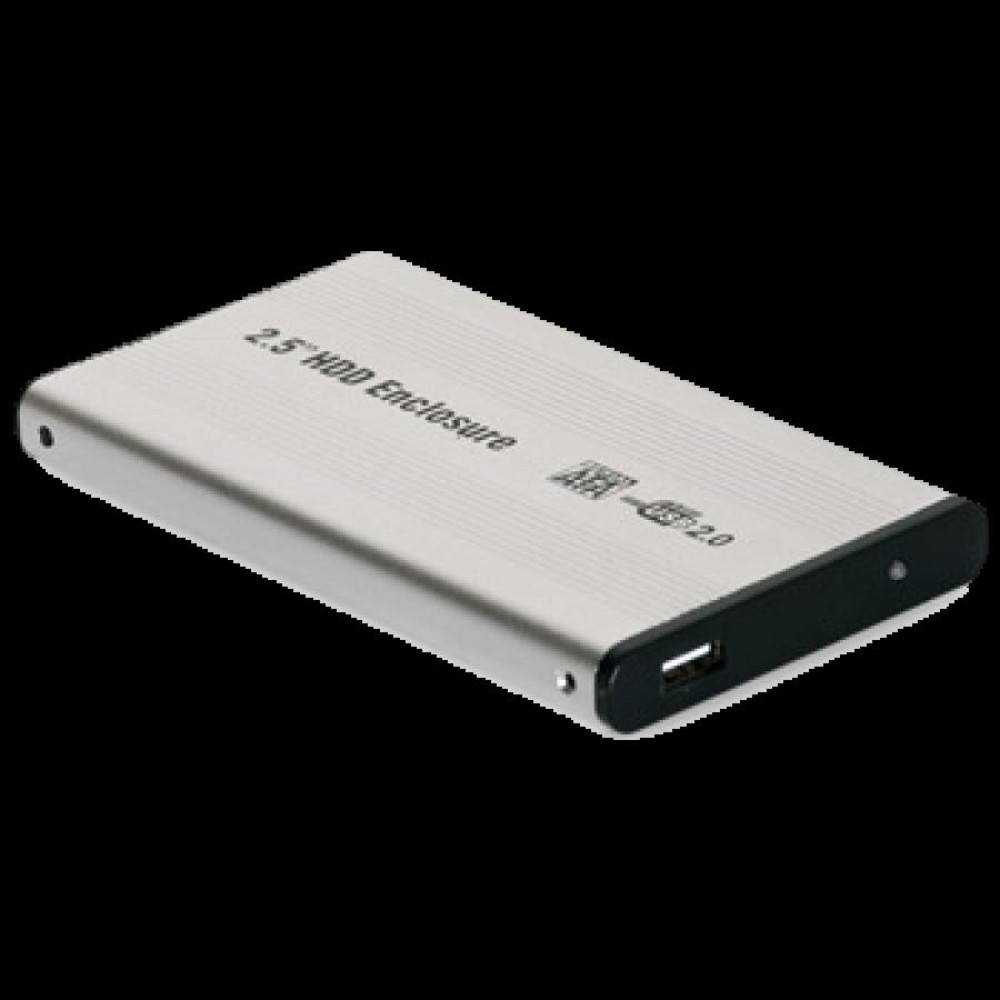 "Dynamode External 2.5"" SATA Hard Drive Caddy, USB2, USB Powered"