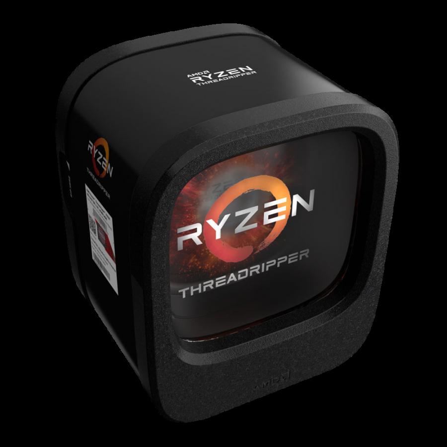 AMD Ryzen Threadripper 1920X, TR4, 3.5GHz (4.0 Turbo), 12-Core, 180W, 38MB Cache, 14nm, No Graphics, NO HEATSINK/FAN