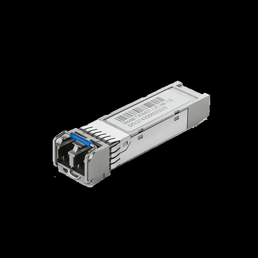 TP-Link (TXM431-LR) 10GBase-LR Single Mode SFP+LC Transceiver, for 10GB Switch