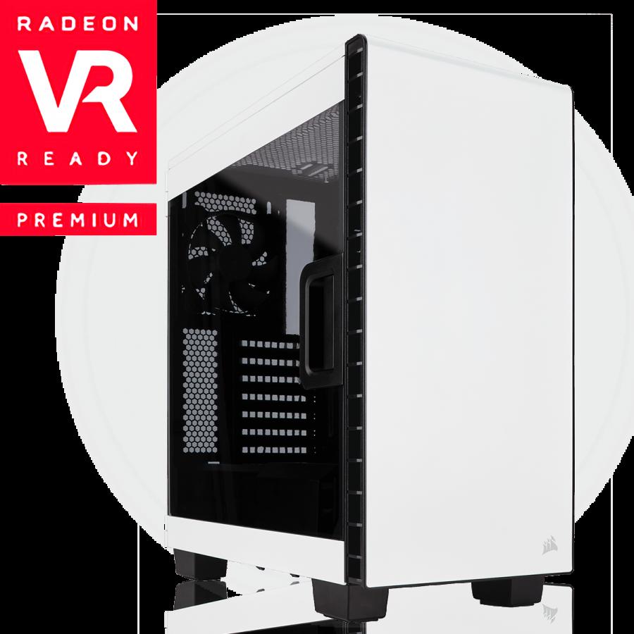 CK - Refurb Intel i7-6th Gen/16GB RAM/1.5TB HDD+128GB SSD/AMD R9 390 8GB/Gaming Pc