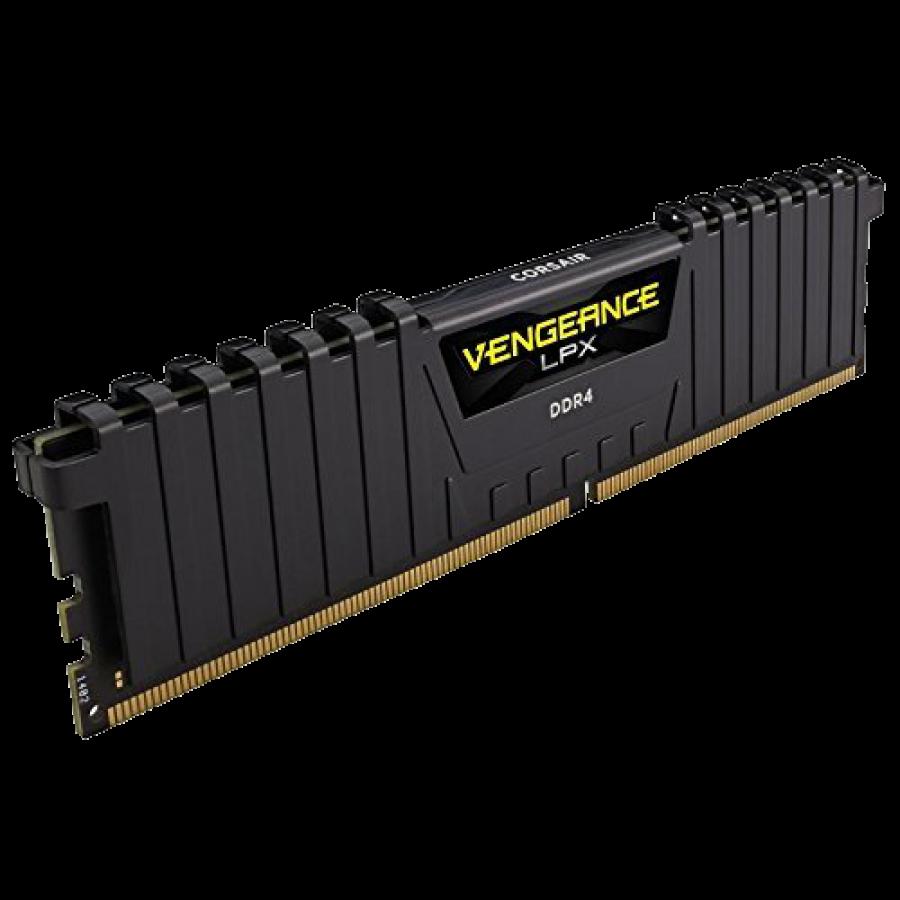 Corsair Vengeance LPX 8GB  DDR4 3000 MHz Black Memory