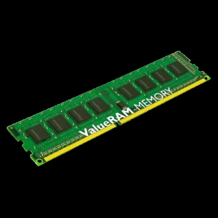 Kingston 16GB, DDR4, 2400MHz (PC4-19200), CL17, DIMM Memory, Single Rank