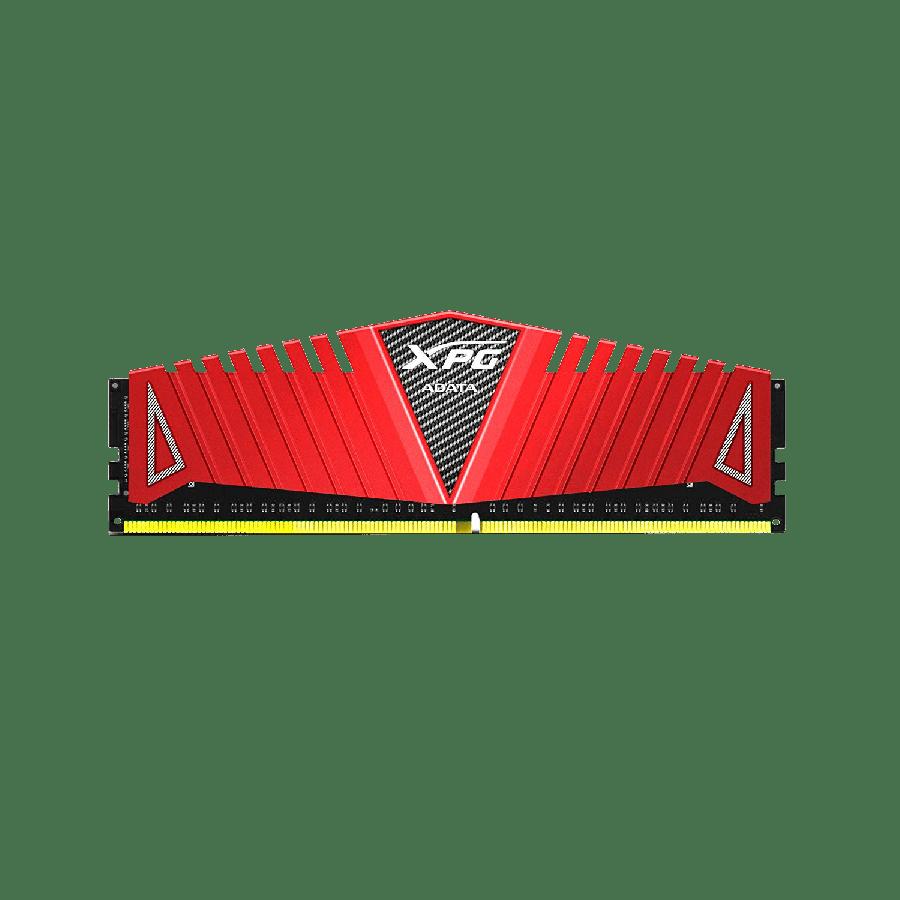 ADATA XPG Z1 Red 4GB DDR4, 2666MHz (PC4-21300) CL16 DIMM Memory