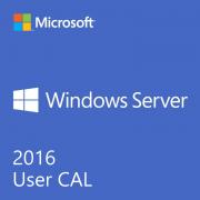5 User CALs for Microsoft Windows Server 2016