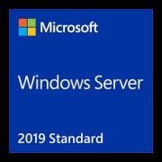 Microsoft Windows Server 2019 Standard, x64, Up to 16 Cores, English, OEM