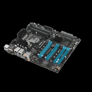Asus WS C246 PRO Workstation, Intel C246, 1151, ATX, VGA, DVI, HDMI, DP, Dual LAN, USB 3.1 Gen2, Dual M.2