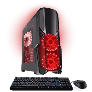 Refurb CK AMD FX 6300 128GB SSD+500GB HDD 8GB RAM Gaming PC