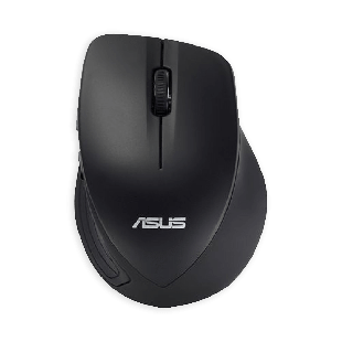 Asus WT465 Wireless Optical Mouse - Black