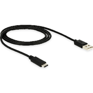 Approx USB 3.0 to USB Type-C Cable - Black