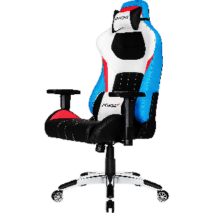 AKRacing Masters Series Premium Gaming Chair - Tricolour