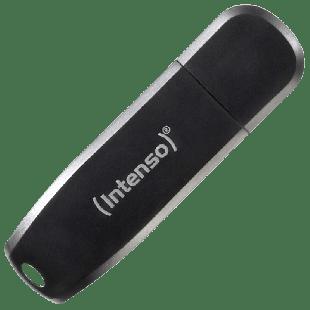 Intenso 256GB USB 3.0 Memory Pen Speed Line - Black