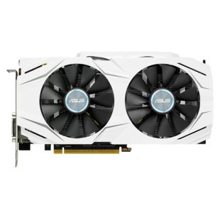 Asus GTX1060 DUAL, 6GB DDR5, PCIe 3.0, 1708Mhz, DVI, 2 HDMI, 2 DP