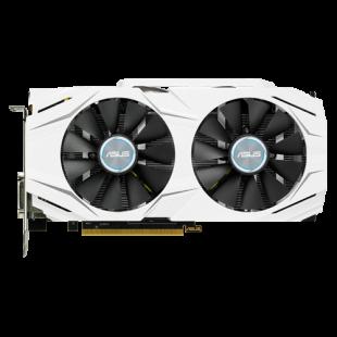 Asus GTX1060 DUAL OC, 6GB DDR5, PCIe 3.0, 1809Mhz, DVI, 2 HDMI, 2 DP, Overclocked