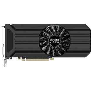 Palit GTX1060 StormX, 6GB DDR5, DVI, HDMI, 3 DP, 1708MHz
