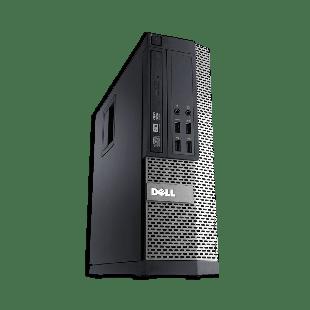 Refurbished Dell Optiplex 7010 Core i3-3220 3.30GHz SFF, 4GB RAM, 250GB HDD, B