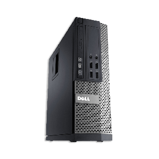 Refurbished Dell 790 Intel Core i5-2400 3.10GHz [Quad Core 2nd Gen] 4GB RAM, 250GB HDD, DVD , B