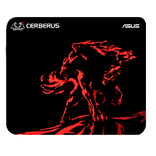 Asus Cerberus MINI Gaming Mouse Pad - Black & Red