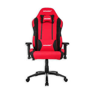 AKRacing Core Series EX Gaming Chair - Red & Black