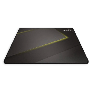 Xtrfy GP1 Large Surface Gaming Mouse Pad - Black & Yellow