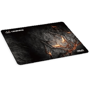 Asus Cerberus Gaming Mouse Pad Heavy Weave Fabric - Black