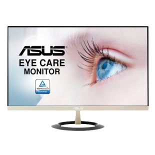 "Asus 27"" Frameless Eye Care IPS Monitor (VZ279HE), 1920 x 1080, 5ms, Ultra-slim, VGA, HDMI"