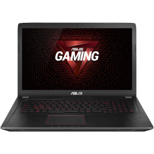 "Refurbished Asus ROG FX553VD/i7-7700HQ/8GB RAM/1TB HDD+128GB SSD/15.6""/GTX 1050/Windows 10/B"