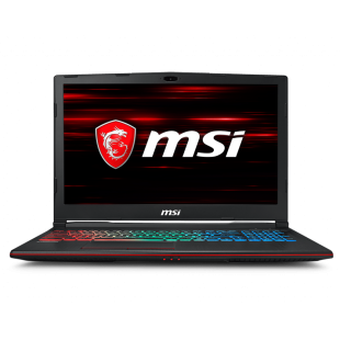 Refurbished MSI GP63 Leopard 8RE/120Hz Full HD/i7-8750H/15-inch/GTX 1060/A Gaming Laptop